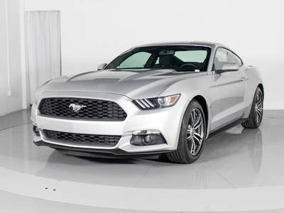 Used FORD MUSTANG 2016 MARGATE ECOBOOST