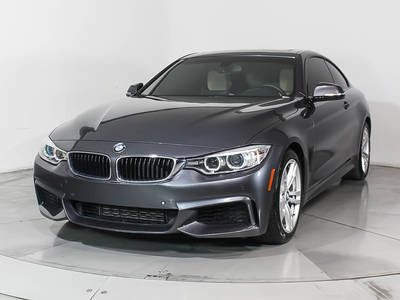 Used BMW 4-SERIES 2014 HOLLYWOOD 428i M Sport