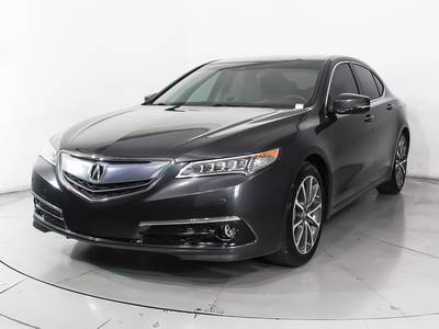 Used ACURA TLX 2015 HOLLYWOOD ADVANCE PKG.