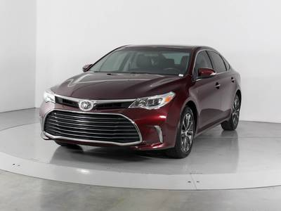Used TOYOTA AVALON 2016 WEST PALM Xle