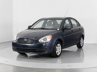 Used HYUNDAI ACCENT 2011 WEST PALM GLS
