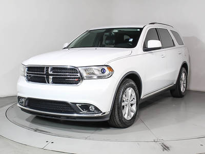 Used DODGE DURANGO 2014 HOLLYWOOD Sxt