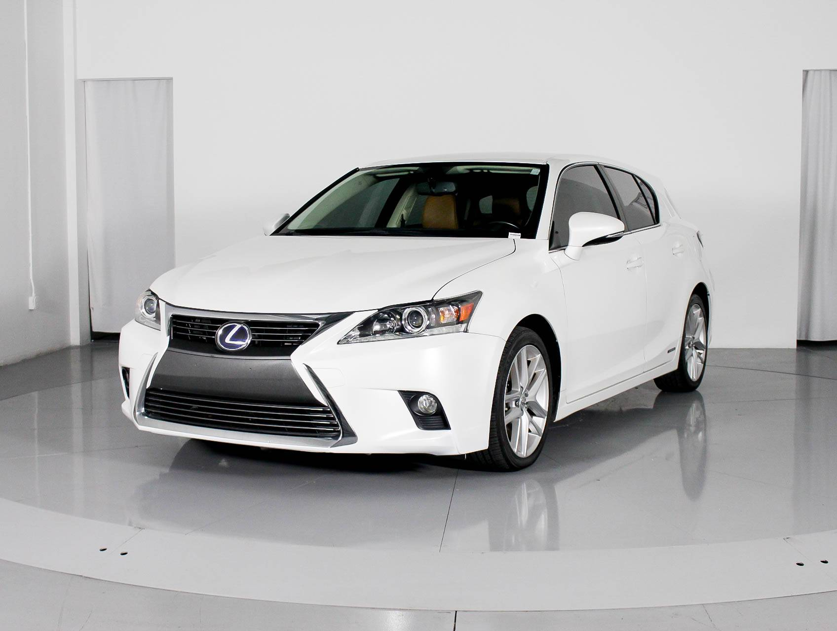 Used 2016 Lexus Ct 200h Hatchback For In Margate Fl 101687 Florida Fine Cars