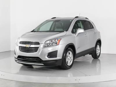 Used CHEVROLET TRAX 2016 WEST PALM 1LT