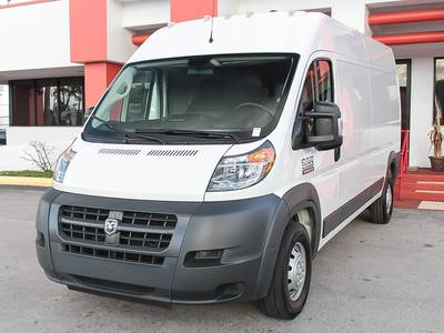 Used RAM PROMASTER-2500 2018 MIAMI HIGH ROOF 159WB