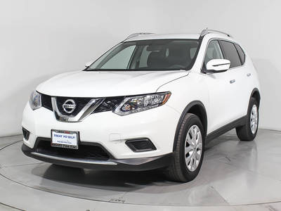 Used NISSAN ROGUE 2016 MIAMI S Awd