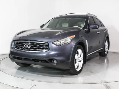 Used INFINITI FX35 2011 MIAMI Technology Pkg