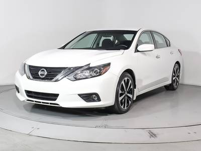 Used NISSAN ALTIMA 2018 WEST PALM Sr
