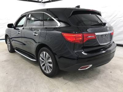 Used ACURA MDX 2016 MIAMI TECHNOLOGY PACKAGE