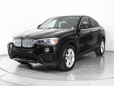 Used BMW X4 2016 MIAMI XDRIVE28I