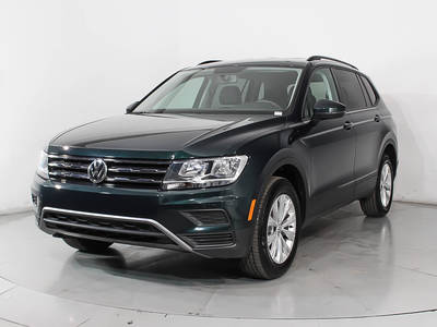 Used VOLKSWAGEN TIGUAN 2018 MIAMI S 4MOTION
