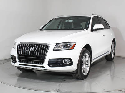 Used AUDI Q5 2016 MIAMI PREMIUM PLUS