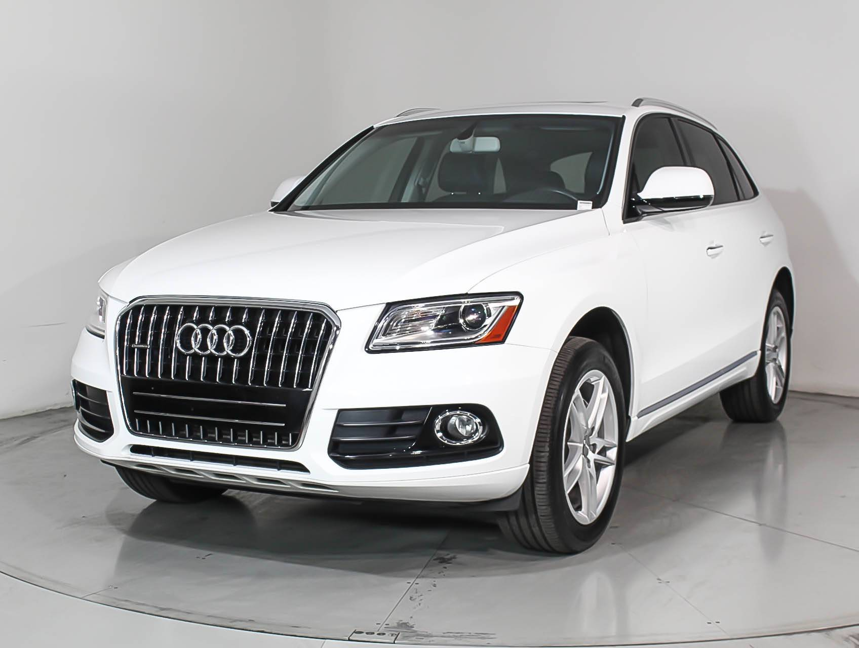 2016 Audi Q5 >> Used 2016 Audi Q5 Premium Plus Suv For Sale In Miami Fl