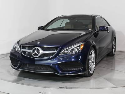 used mercedes-benz e class coupe for sale in miami, hollywood, west