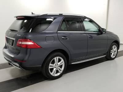 Used MERCEDES-BENZ M-CLASS 2015 HOLLYWOOD ML350 4MATIC