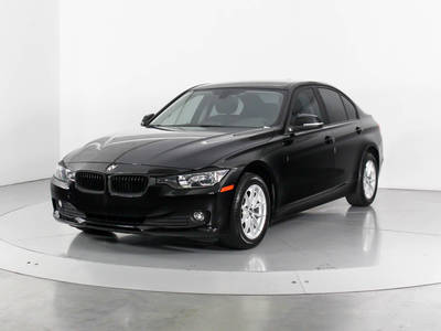 Used BMW 3-SERIES 2015 WEST PALM 320I