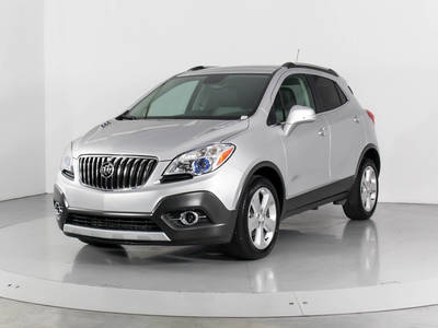 Used BUICK ENCORE 2016 WEST PALM CONVENIENCE