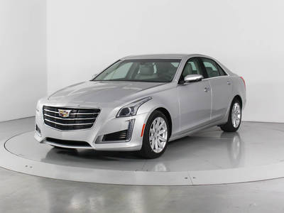 Used CADILLAC CTS 2016 WEST PALM