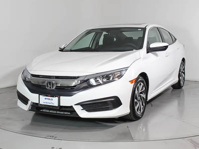 Used HONDA CIVIC 2018 MIAMI Ex
