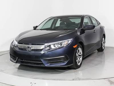 Used HONDA CIVIC 2017 MIAMI LX