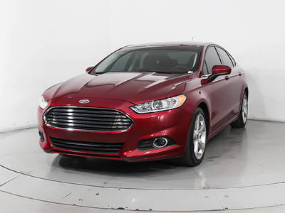 Used FORD FUSION 2016 MIAMI S