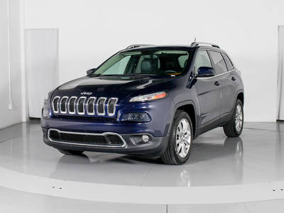 Used JEEP CHEROKEE 2015 MARGATE LIMITED