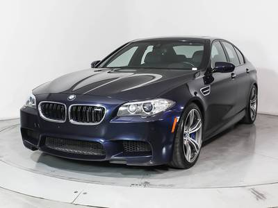 Used BMW M5 2014 HOLLYWOOD Competition Package