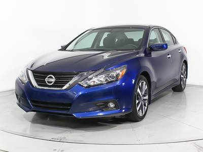 Used NISSAN ALTIMA 2018 HOLLYWOOD Sr