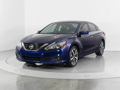Used NISSAN ALTIMA 2017 WEST PALM Sr