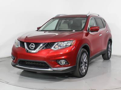 Used NISSAN ROGUE 2016 MARGATE Sl