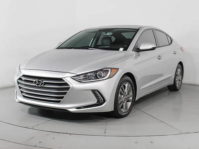Used HYUNDAI ELANTRA 2018 HOLLYWOOD Value Edition