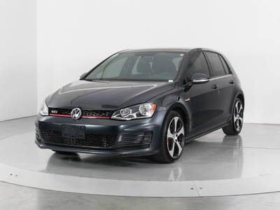 Used VOLKSWAGEN GTI 2017 WEST PALM S