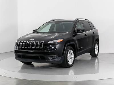 Used JEEP CHEROKEE 2015 WEST PALM LATITUDE