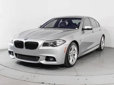 Used BMW 5-SERIES 2015 MIAMI 535i M Sport