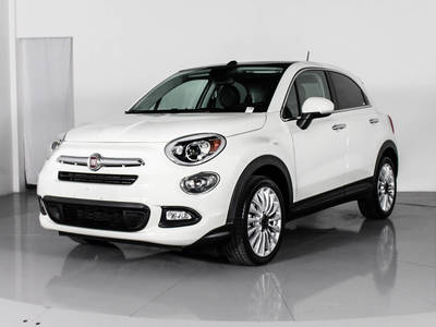 Used FIAT 500X 2016 MIAMI Lounge