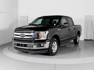 Used FORD F-150 2018 MIAMI Xlt