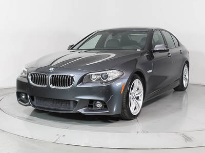 Used BMW 5-SERIES 2016 HOLLYWOOD 535i M Sport