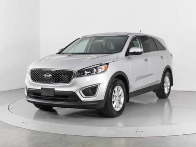 Used KIA SORENTO 2017 WEST PALM L