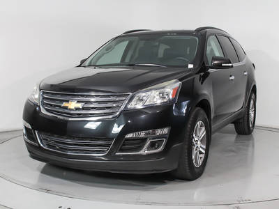 Used CHEVROLET TRAVERSE 2015 MIAMI 2LT
