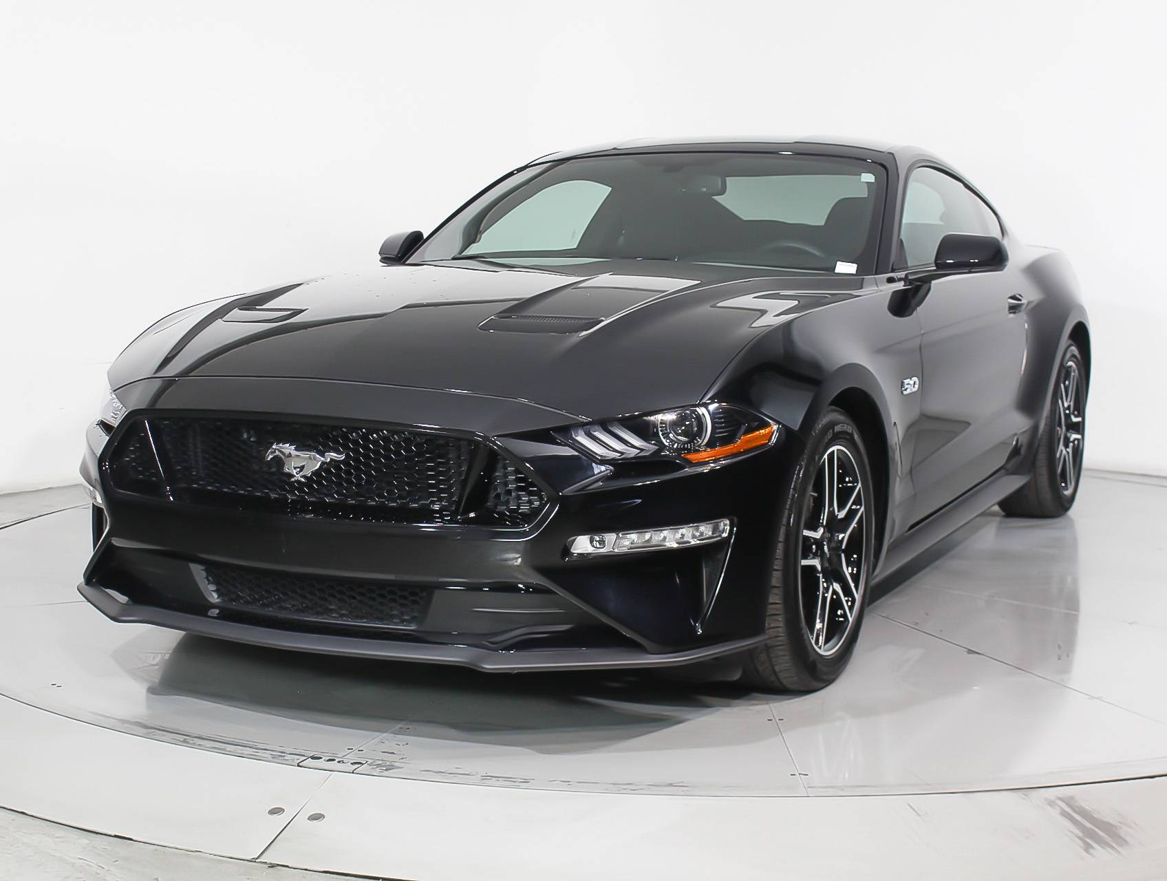 Used 2018 FORD MUSTANG GT Coupe for sale in MIAMI, FL