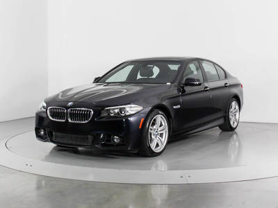 Used BMW 5-SERIES 2015 HOLLYWOOD 535i M Sport
