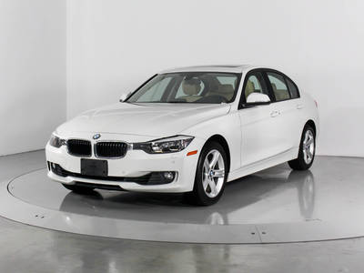 Used BMW 3-SERIES 2015 WEST PALM 328I XDRIVE