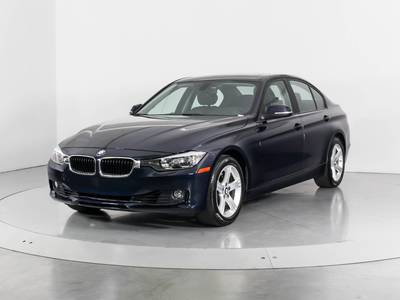 Used BMW 3-SERIES 2015 WEST PALM 328I