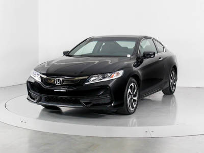 Used HONDA ACCORD 2017 WEST PALM LX-S
