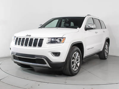 Used JEEP GRAND-CHEROKEE 2016 MIAMI LIMITED