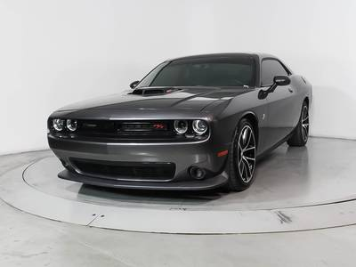 Used DODGE CHALLENGER 2016 MIAMI R/t Scat Pack Shaker