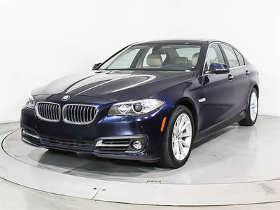 Used BMW 5-SERIES 2015 MIAMI 535I XDRIVE