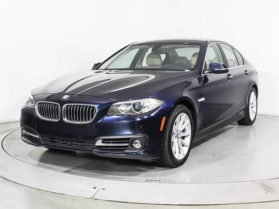 Used BMW 5-SERIES 2015 HOLLYWOOD 535I XDRIVE