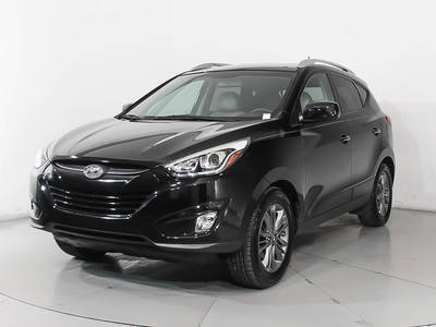 Used HYUNDAI TUCSON 2015 HOLLYWOOD Se