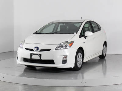 Used TOYOTA PRIUS 2010 WEST PALM Iv